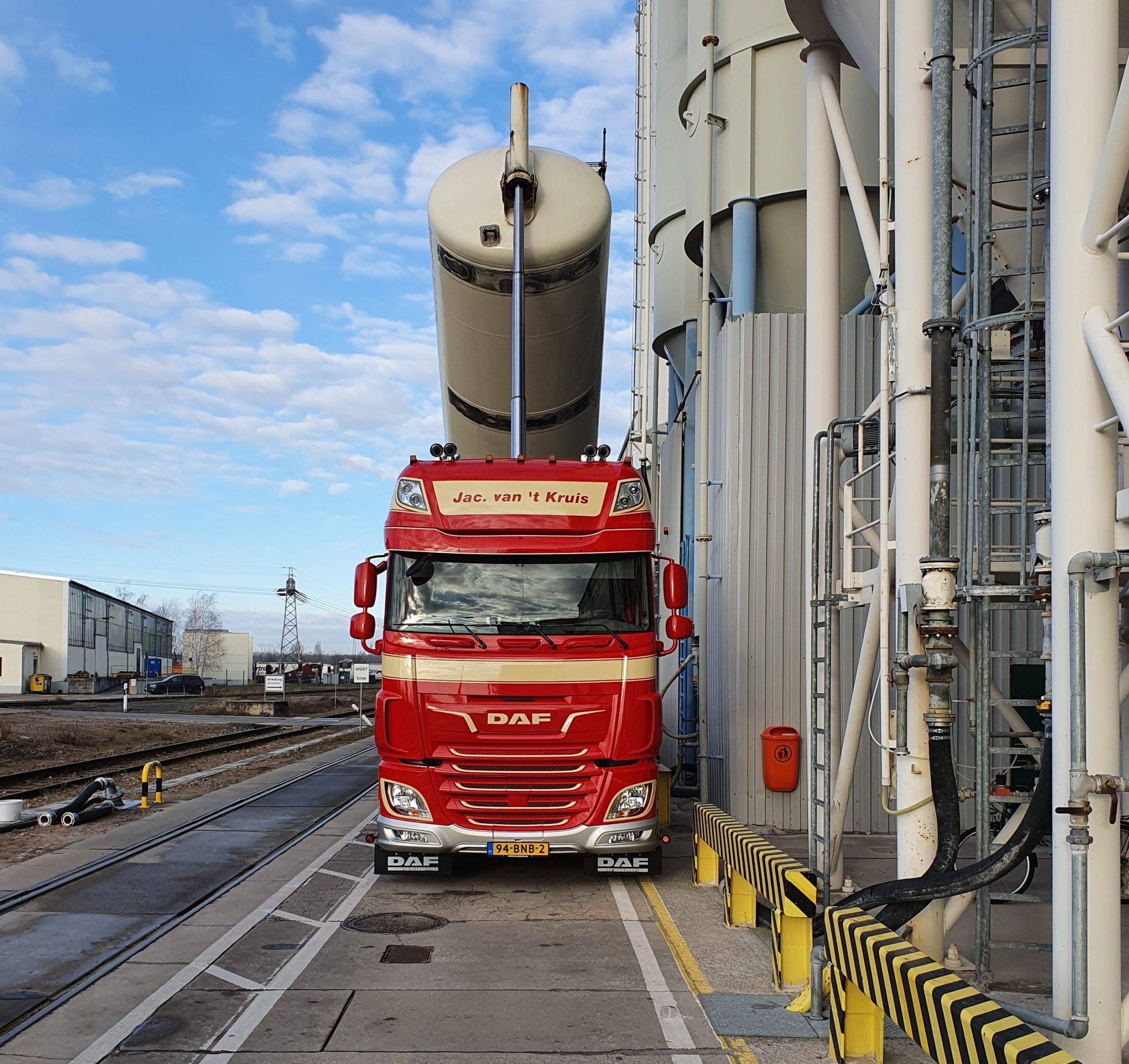 Van 't Kruis Bulk Logistics_silo